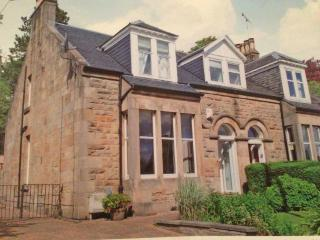 Stunning period villa 10 ppl, Milngavie