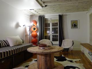 70 m2 en plein coeur de Paris