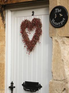 The Honeypot front door