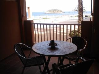front line sea view apartment, Es Canar