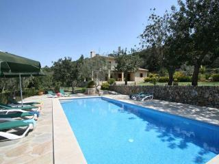 5 bedroom Villa in Pollenca, Balearic Islands, Spain : ref 5489361