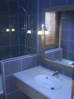 Bathroom in La Plagne (Les Coches) apartment
