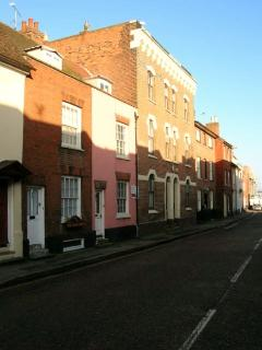 West Street old Harwich