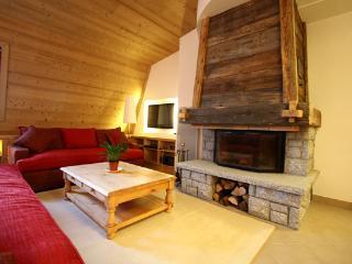 Le Paradis apartment 18, Chamonix