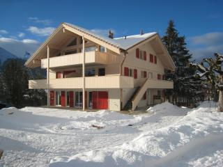 Wonderful Mountain Chalet With Fabulous Views, Wengen