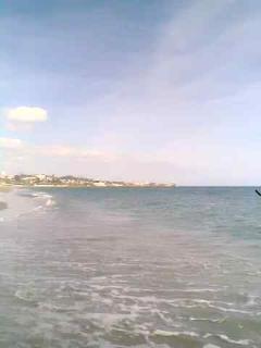 La Cala by the sea