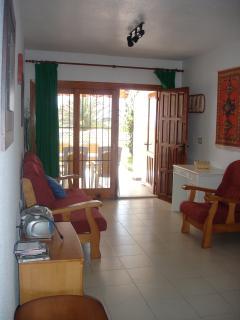 5B poblado pescador living room