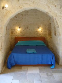 Trulli double bedroom