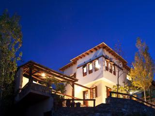 PELION HOMES | Villa SELINI  with panoramic sea view  (sleeps4-9)