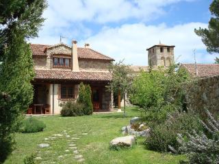 CASAS SALTUS ALVUS- Casa principal. 17km Segovia, Sotosalbos