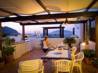 Appart. con terrazza esclusiva, Isla Favignana