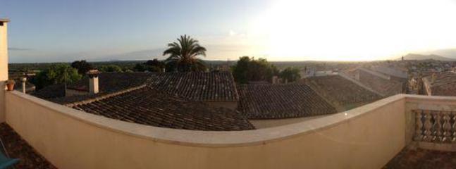 Panorámica desde la terraza superior