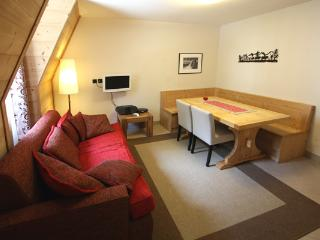Le Paradis apartment 18b, Chamonix