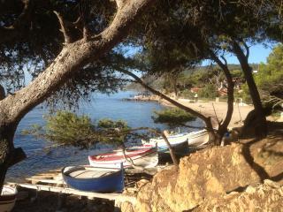 Maison dans une pinède au bord de la plage, La Seyne-sur-Mer