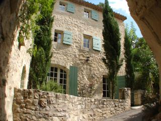 Village House in Provence between Avignon and Arles.