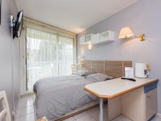 Studio 17 m² côté Malouine - Vue d'ensemble / Pièce à vivre