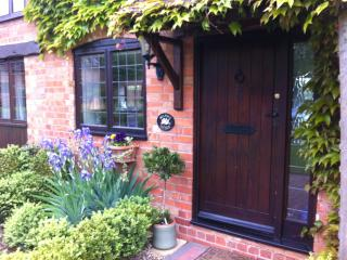 Welford Cottage front door