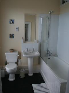 Family ensuite bathroom