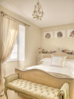 Ile de Re Holiday home, Le Bois Plage, Golden Bedroom