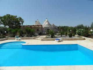 Trullo La Pecora avec piscine