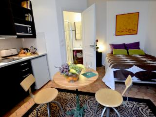 Romantic Cocoon Studio in Montparnasse
