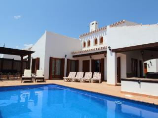 Detached 3 bedroom Villa, HEATED Swimming pool., Região de Múrcia