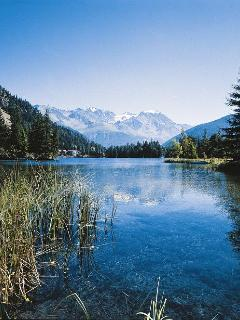 Champex-Lac - a destination for all seasons