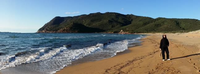 Spiaggia Porto Ferro