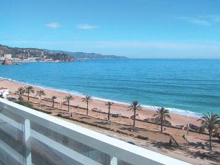 Beach (view from resort)