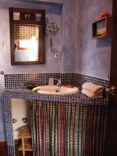 Baño habitación atlántico