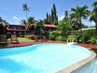 Luxury Five Bedroom Villa located at Bang Rak, Koh Samui