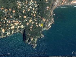 Villino a picco sul mare, Ansedonia