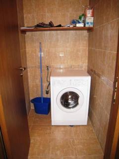 Utilities room and wet storage