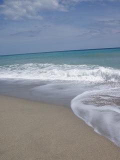 Stignano Mare Beach Apr2012