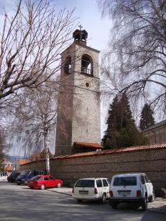 Bansko church