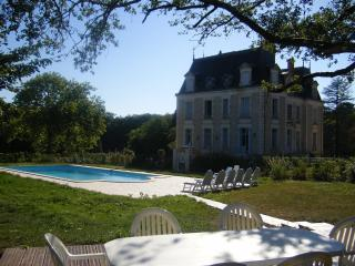 Pool and Chateau