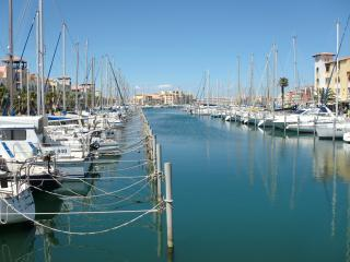 Bijou appartment,, Port Leucate