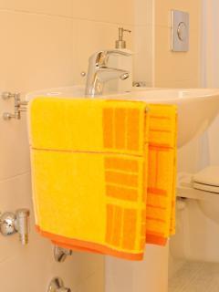 Toilet / shower room