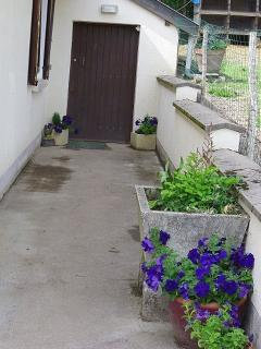 Guest own entrance