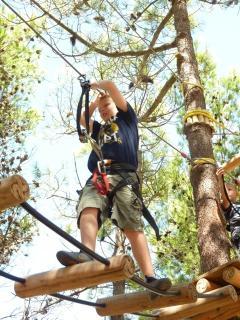 Treetop Climbing Adventure Park