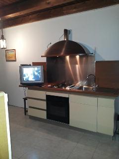 Casa Mia:...la cucina attrezzatissima
