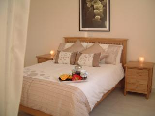 Double bedroom with access straight onto the balcony