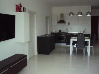Living / kitchen area