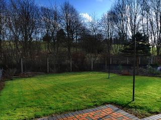 Garden at Leslie House