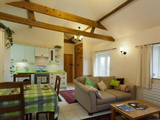 Curlew Cottage  good quality furniture and kitchen equipment.
