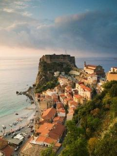 Scillia - a must see town during your vacation in Calabria