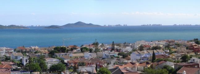 View across the Mar Menor