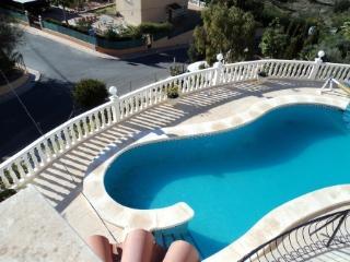 Stunning Villa with fantastic sea views and pool in Coveta Fuma