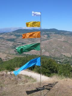 Nicola Toffolini, Il vento fa il suo giro, opera prodotta nell'ambito di GuilmiiArtProject 2011