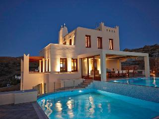 Villa Tower Naxos, Ciudad de Naxos